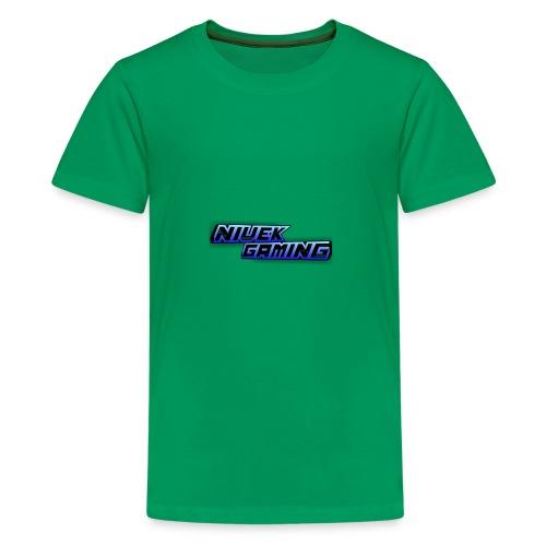 NIVEK Gaming Logo - Kids' Premium T-Shirt