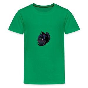 skyward dragon gaming - Kids' Premium T-Shirt