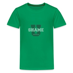 Shame On You Series by Teresa Mummert - Kids' Premium T-Shirt