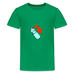 WaterBottle Flip - Kids' Premium T-Shirt