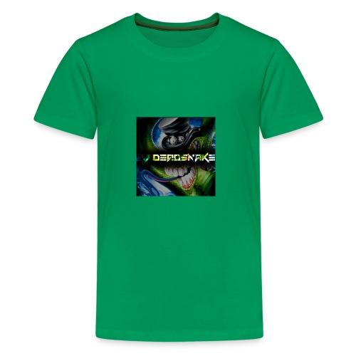 DJDEADSNAKE one of a kind sweatshirt - Kids' Premium T-Shirt