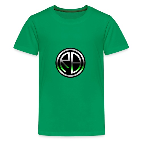 RB Comics logo - Kids' Premium T-Shirt