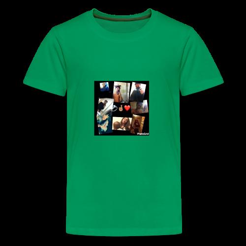 GOals - Kids' Premium T-Shirt