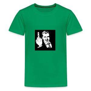 fuck yeah - Kids' Premium T-Shirt
