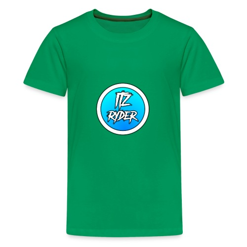 new logo ryder - Kids' Premium T-Shirt
