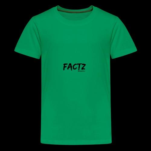 FACTZ - Kids' Premium T-Shirt
