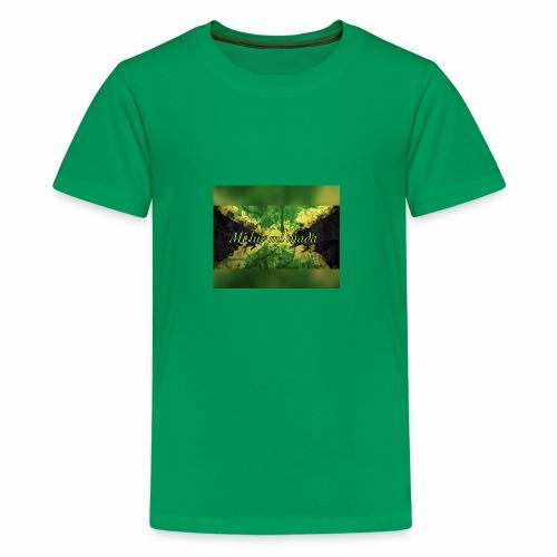 Mi luv mi mada - Kids' Premium T-Shirt