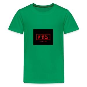 NBS phonecase - Kids' Premium T-Shirt