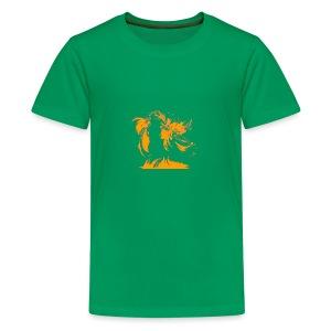 Map - Kids' Premium T-Shirt