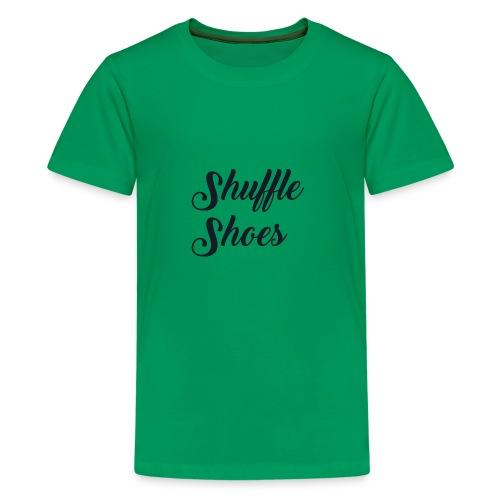 Shuffle Shoes Signature - Kids' Premium T-Shirt