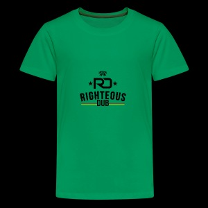 Righteous Dub Logo - Kids' Premium T-Shirt