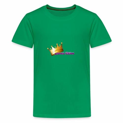 Queen Chloe - Kids' Premium T-Shirt