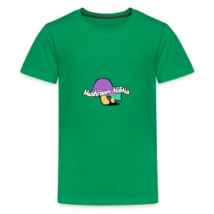 MM text logo - Kids' Premium T-Shirt