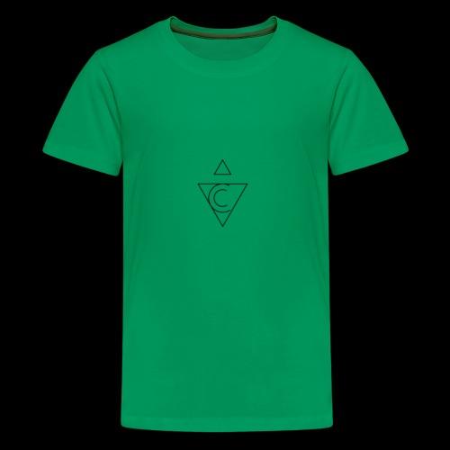 The Tetragenetron - Kids' Premium T-Shirt