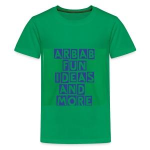E91B5777 2A3B 4776 9C8E 530EBCAE658C - Kids' Premium T-Shirt