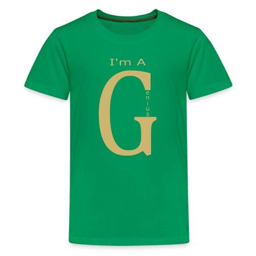 I'm a Genius - Kids' Premium T-Shirt