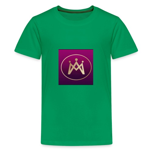 230crazy Logo - Kids' Premium T-Shirt
