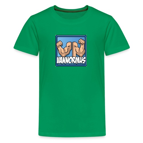 Arms With Vannormus - Kids' Premium T-Shirt