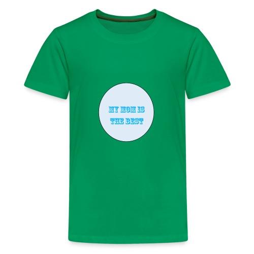 best mom - Kids' Premium T-Shirt
