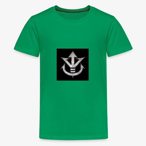 Saiyan crest - Kids' Premium T-Shirt