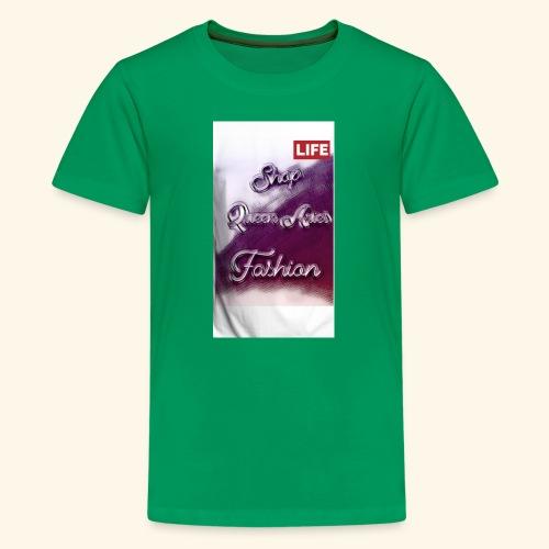 Queen Aries life - Kids' Premium T-Shirt