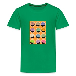 Cupcake TIme - Kids' Premium T-Shirt