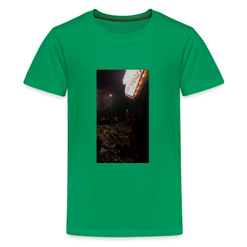 3B8CF9F2 CC29 4EA2 A0B2 AAE4D3921273 - Kids' Premium T-Shirt