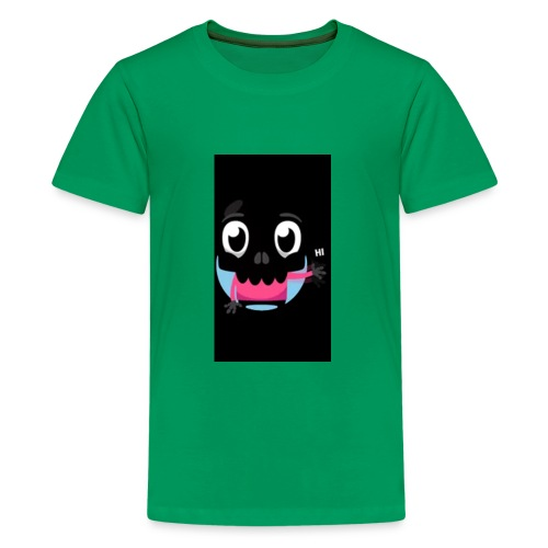 hi emo (Facebook collection) - Kids' Premium T-Shirt