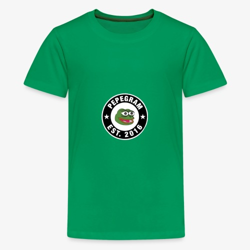 PepeGram - Kids' Premium T-Shirt