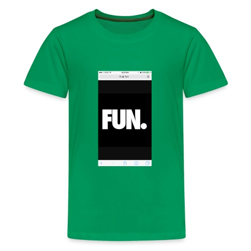 To fun - Kids' Premium T-Shirt