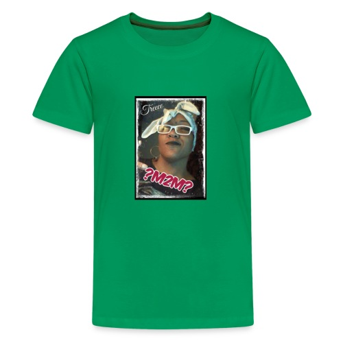 Plus Size - Support the movement by Treece ?M2M? - Kids' Premium T-Shirt