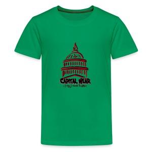 Capital Wear OG reissue - Kids' Premium T-Shirt