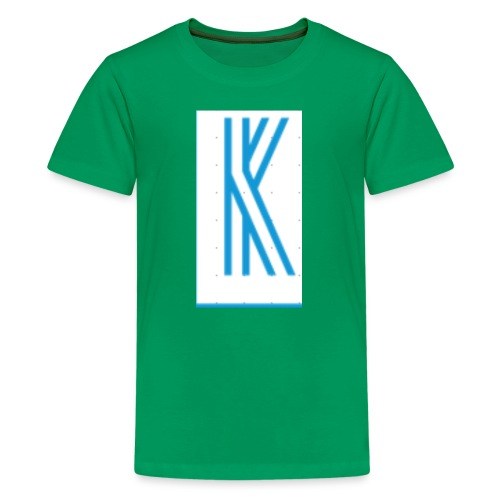 The K design - Kids' Premium T-Shirt