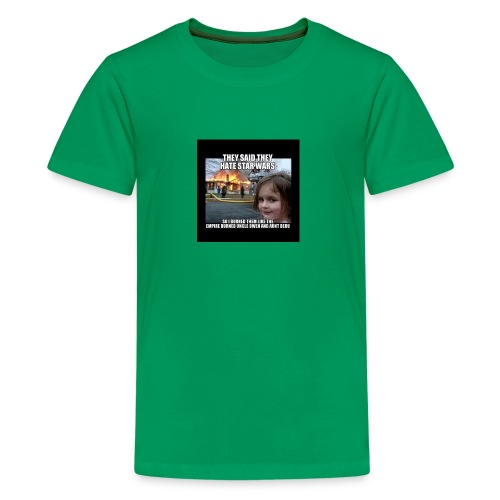 Not star wars fans - Kids' Premium T-Shirt
