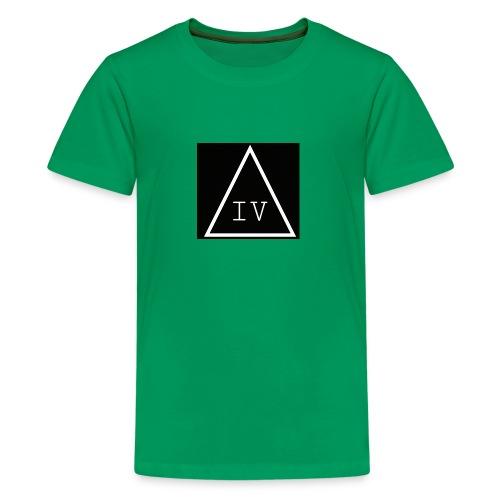 IV LOGO - Kids' Premium T-Shirt