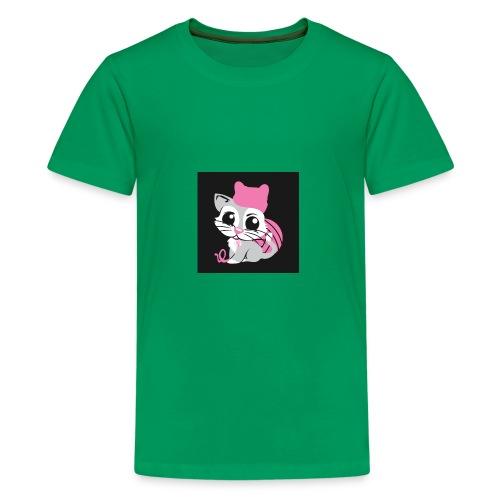 kittypower - Kids' Premium T-Shirt