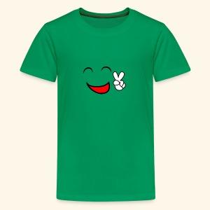Comic smile - Kids' Premium T-Shirt