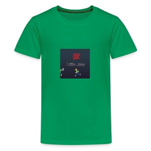 Little jake logo - Kids' Premium T-Shirt