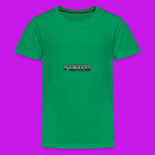New fonzo - Kids' Premium T-Shirt