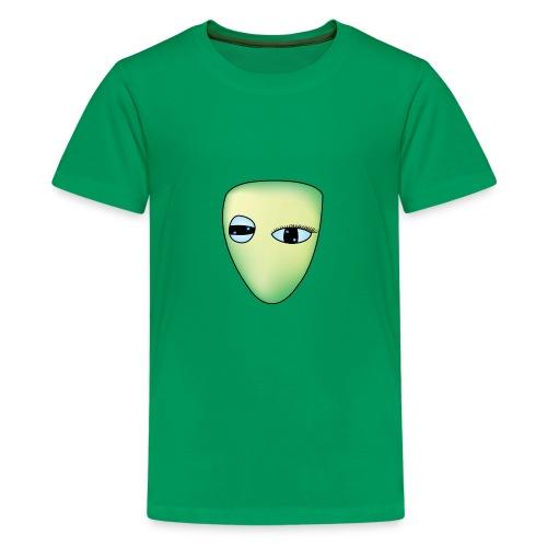 Green Raelien - Kids' Premium T-Shirt