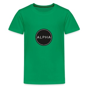 alpha team fitness - Kids' Premium T-Shirt