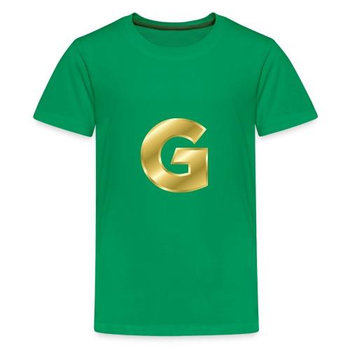 Golden G - Kids' Premium T-Shirt