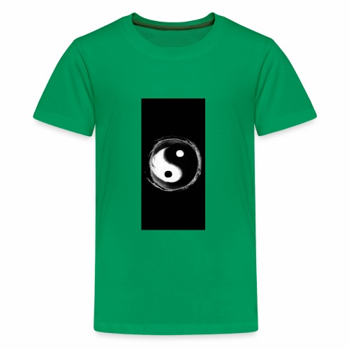 Diamond savage yin yang - Kids' Premium T-Shirt