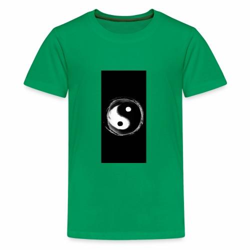 Diamond savage yin yang - Kids' Premium T-Shirt