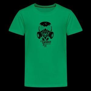 Yibbie's Black Official Logo - Kids' Premium T-Shirt