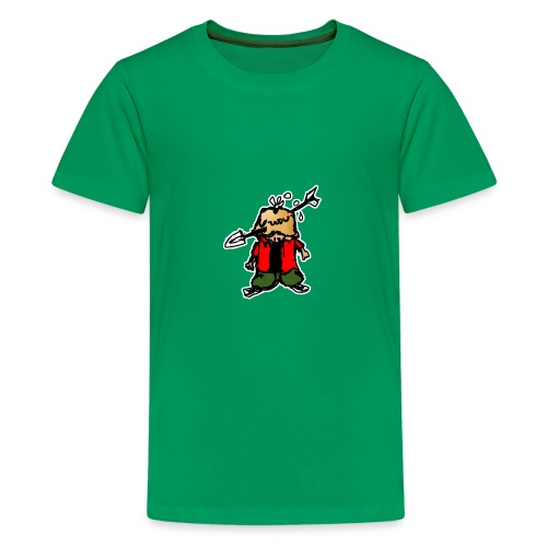 Pene piola, uwu. - Kids' Premium T-Shirt