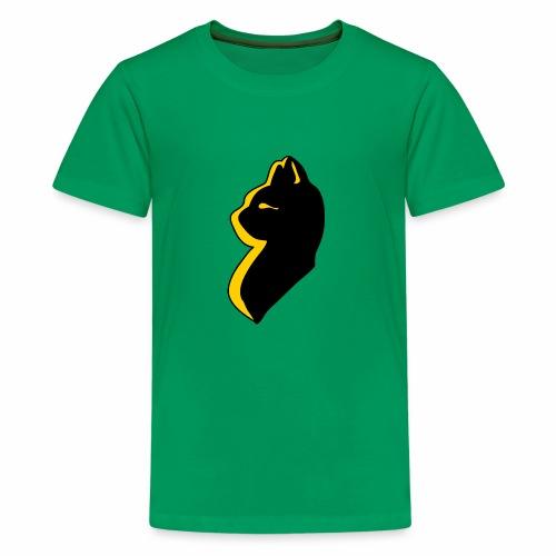 bast cat goddess - Kids' Premium T-Shirt