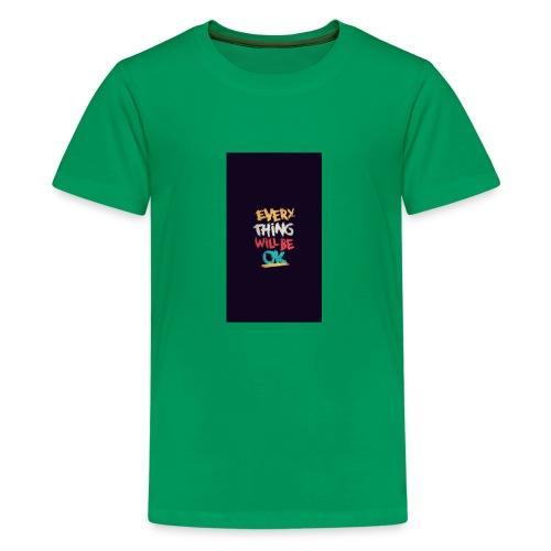 Gifted mugs - Kids' Premium T-Shirt