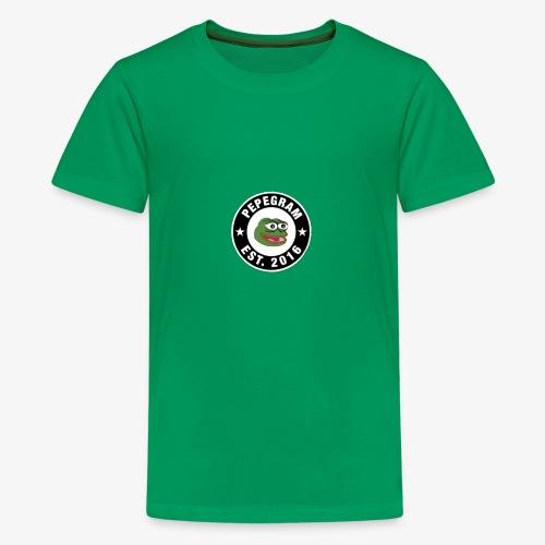 PepeGram - Kids' Premium T-Shirt