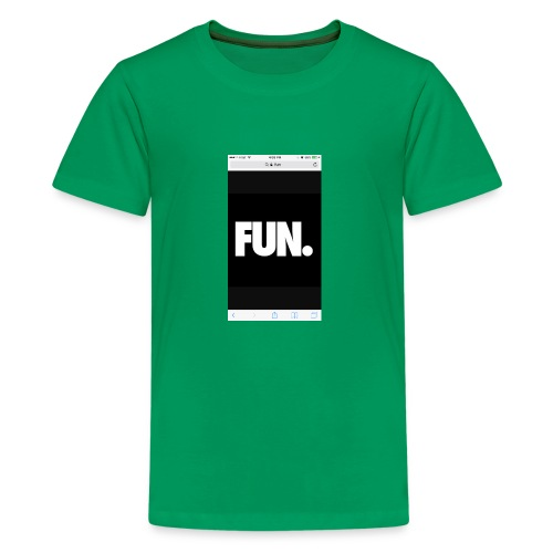 To fun - Kids' Premium T-Shirt